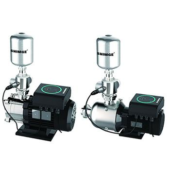 BW(J)E BL(T)E Fully-integrated Intelligent Variable Frequency Pump