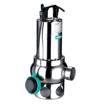 WSD Stainless Steel Submersible Sewage Pump