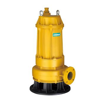 WQ Multi-stage Submersible Sewage Pump